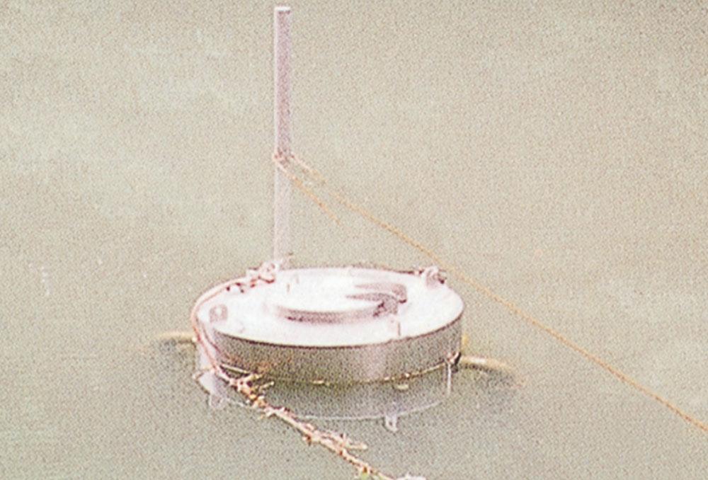 フロート式取水装置