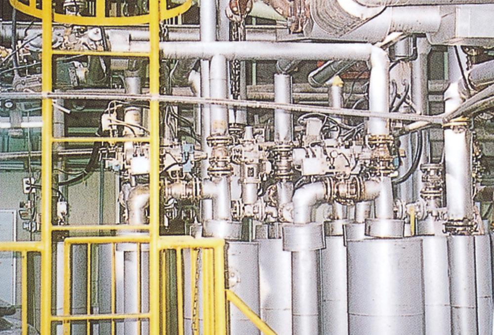 液・蒸気配管